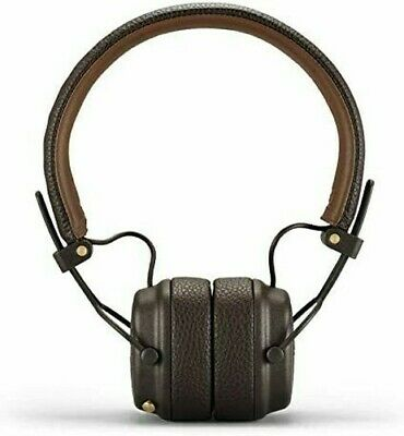 Marshall Wireless On-Ear Headphones Major III Bluetooth Brown • 176.27£