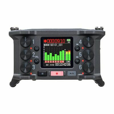 Zoom F6 Multitrack Digital Audio Field Recorder • 601.60£