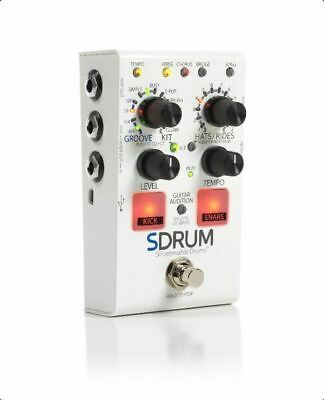 Digitech Sdrum Auto-Drummer Pedal Foot Fs3X Digitech-Sdrum-Fs3X • 286.26£