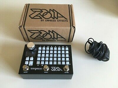 Empress Effects Zoia Multi Effects Unit Lightly Used With Box And Accessories • 339.80£