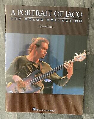 A Portrait of Jaco Music Book The Solo's Collection