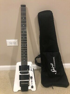 Spirit By STEINBERGER GT-PRO Deluxe WH White Electric Guitar • 316.33£
