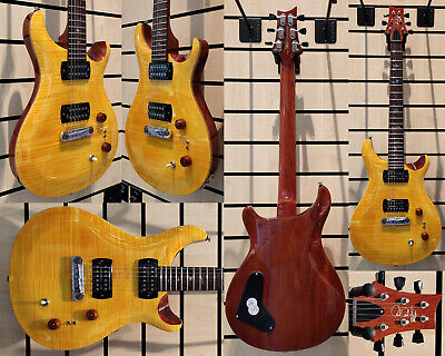 PRS SE   Paul's Guitar AB Amber Tobacco Back    Special  Order 2021!! • 1,105.17£