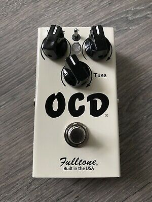 Fulltone OCD V2 Overdrive Pedal - Excellent Condition • 105£