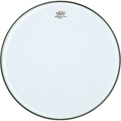 Remo SA0313-TD Clear Ambassador Marching Snare Side Drum Head (13-Inch) - No ...