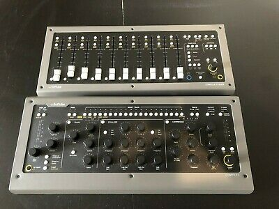 Softube Console 1 Complete Desk Package W/ MKII & Fader DAW/Plug-In Controllers • 875.39£