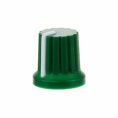 Doepfer A-100 Synth Module Coloured Rotary Knob (green, single)