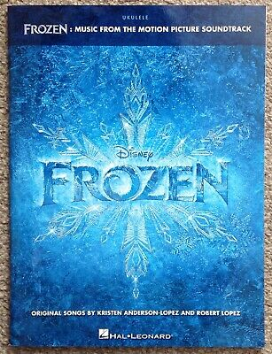 Frozen: Music From The Motion Picture Soundtrack (Ukulele) [Book]