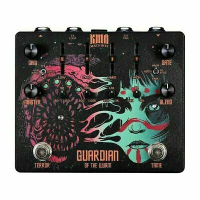 KMA Machines Guardian Of The Wurm Effects Pedal