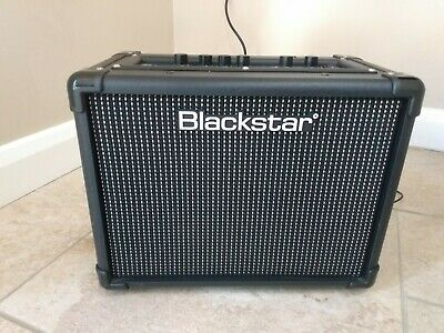 Blackstar ID Core Stereo 10 Guitar Amp and instrument lead