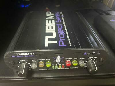 Art Mic Preamplifier Tube Mp Project Series