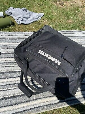 Behringer Mixing Desk With Mackie Travel Bag. XENYX X1832USB