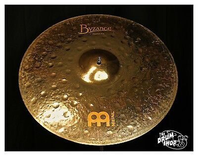 Meinl 21  Byzance Extra Dry Transition Ride - 2316g (video Demo) • 352.75£