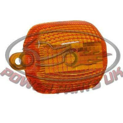 For Yamaha Yzf 750 Sp 4Hs7 1996 Front LH Or Rear RH Amber Indicator Lens • 4.25£