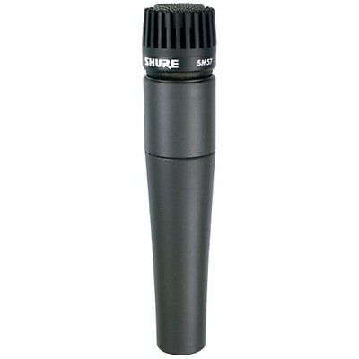 Shure SM57-LC Dynamic Cardioid Professional Microphone • 136.48£