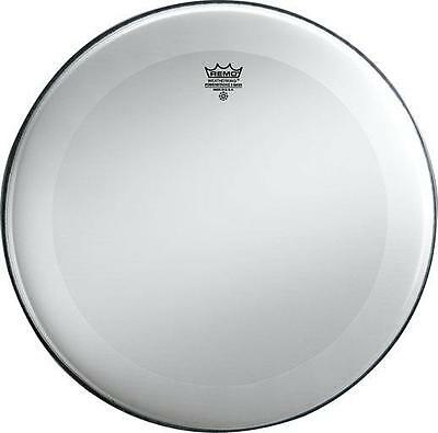 Remo Powerstroke 3 Smooth White Bass Drum Head With No Stripe (24in) • 67.50£