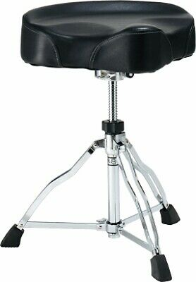 Tama HT530B Wide Rider Trio Drum Throne (Vinyl Top) • 172£