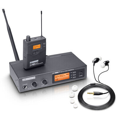 LD Systems MEI 1000 G2 Wireless In-Ear Monitoring System • 249£