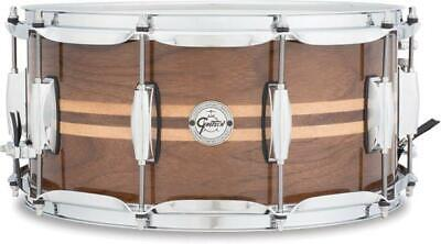 Gretsch S1-6514 Silver Series Walnut Snare 14x6.5in, Gloss Natural