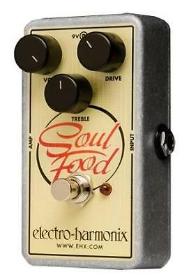 Electro-Harmonix Soul Food Transparent Overdrive Pedal • 73.18£