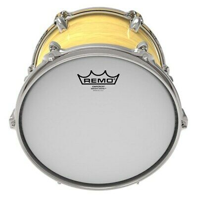 Remo Emperor Smooth White Drum Head, 16in • 18.29£