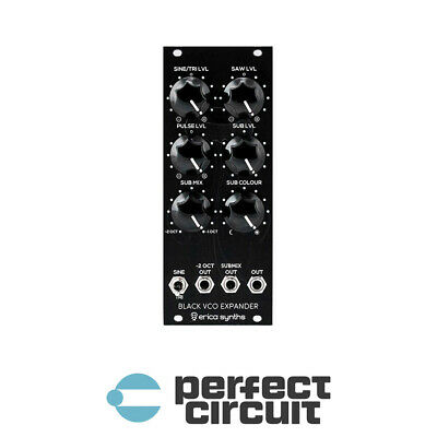 Erica Synths Black VCO Expander EURORACK - NEW - PERFECT CIRCUIT