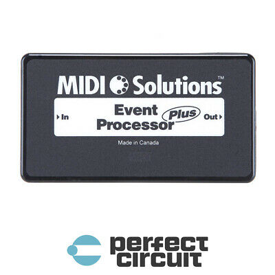MIDI Solutions Event Processor Plus INTERFACE - NEW - PERFECT CIRCUIT  • 117.29£
