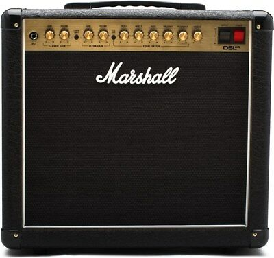 Marshall DSL20CR 20W 1x10 Valve Combo With Reverb • 464.23£