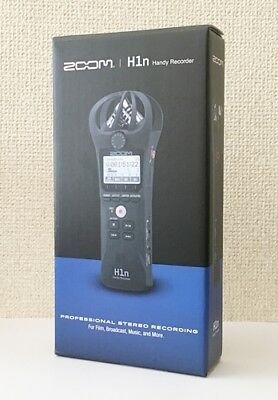 ZOOM H1n Handy Portable Recorder With Cubase LE/WaveLab LE Licence H1 Successor  • 99.82£