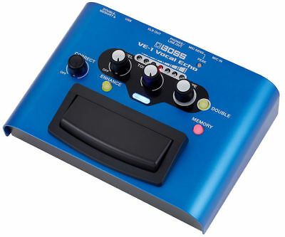 BOSS VE-1 Vocal Echo Vocal BRAND NEW Effects Pedal • 127.59£