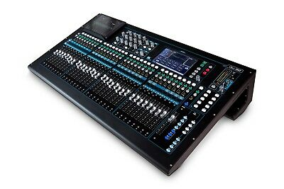 Allen & Heath Qu-32C - 38-In/28-Out Digital Mixing Console (Chrome Edition) • 2,615.12£
