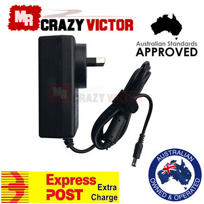 Power Supply AC Adapter For Casio CTK-245,CTK-2500,CTK-2550,CTK-3200 Keyboard • 14.98£