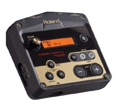 Roland TM-2 Trigger Module NEW Free Shipping • 177.46£
