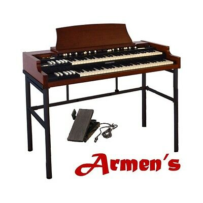 MINT HAMMOND Suzuki XK5  ORGAN ,Lower Manual XLK5 ,EXP ,Pro Stand ,  //ARMENS// • 4,422.24£