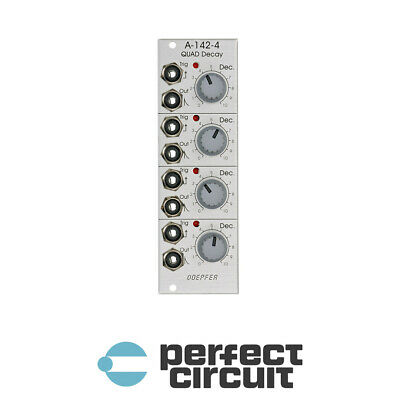 Doepfer A-142-4 Quad Decay Envelope EURORACK - NEW - PERFECT CIRCUIT • 98.35£