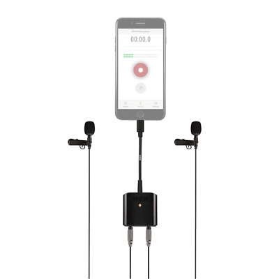 Rode SC6-L Mobile Interview Kit For Apple IOS Devices • 169£