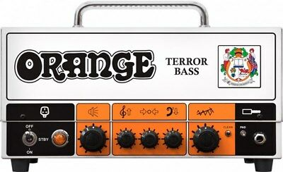 Orange TBII Terror Bass 2 500W Hybrid Head • 539£