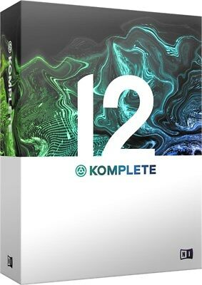 Native Instruments Komplete 12 Production Suite Update • 85£