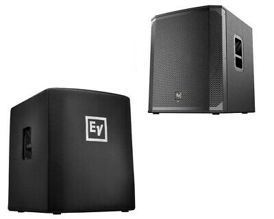 Electro-Voice EV ELX200-18SP Active Sub Bass 1200W Speaker + Cover 3yr Warranty • 749£