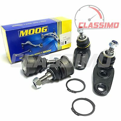 Moog Inner & Outer Lower Ball Joint Set For MINI R55 R56 R57 -all Models 2007-14 • 59.99£