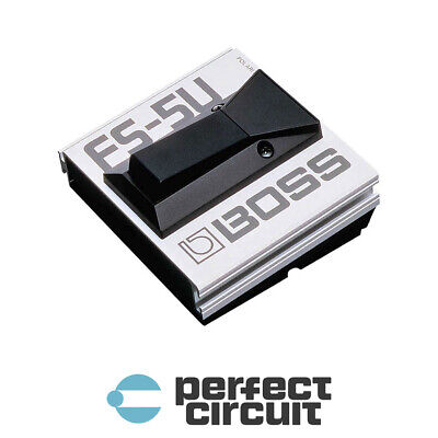 Boss FS-5U Footswitch Pedal EFFECTS - NEW - PERFECT CIRCUIT • 25.67£