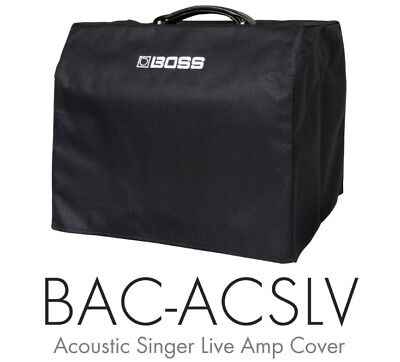 BOSS BAC-ACSLV ACS-LIVE  Amp Cover For ACOUSTIC SINGER LIVE NEW • 35.31£
