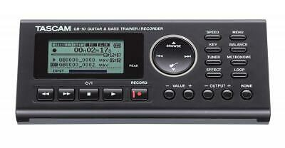 Tascam GB-10 Guitar/Bass Trainer/Recorder • 135.38£