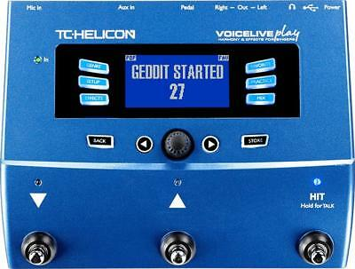 TC Helicon VoiceLive Play • 236.92£