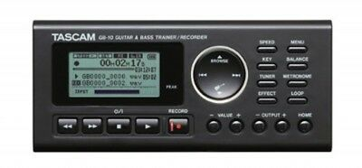 New TASCAM GB-10 Portable Guitar Bass Traine Recorder From Japan • 145.34£