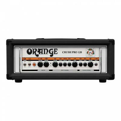 Orange Crush Pro CR120H Amplifier Black Head Dirty Channel Roots From Rockerverb • 366.37£