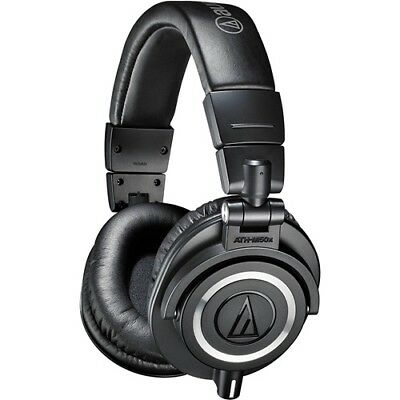 NEW Audio-technica Professional Monitor Headphones ATH-M50x From JAPAN • 153.98£