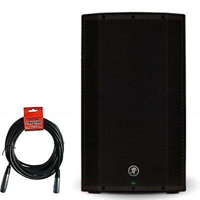 Mackie Thump12A -1300W 12  Powered Loudspeaker W/ XLR Cable + FREE SHIP • 213.45£