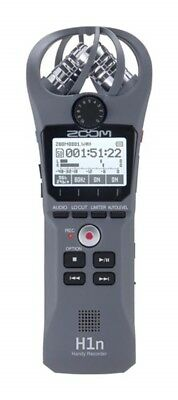 ZOOM H1n/G Handy Portable Recorder With Cubase LE/WaveLab LE Licence From JAPAN • 101.03£