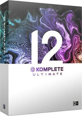 Native Instruments Komplete 12 Ultimate Production Suite Update • 339£